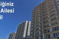 Gül İnşaat'ın Palmiye Konakları'nda 50 daire icradan satılık