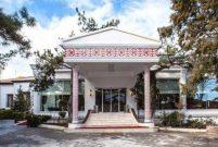 Kütahya Ilıca Harlek Oteli'nin ekleri kirayla yapılacak