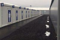 Iglo Architects'ten göçmenlere ileri düzey konteyner