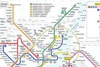 İstanbul'a 400 km'lik ray ve 6 yeni metro hattı hamlesi