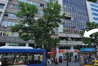 ÖİB Kızılay Atatürk Caddesi'nde 5 katlı mağaza satıyor