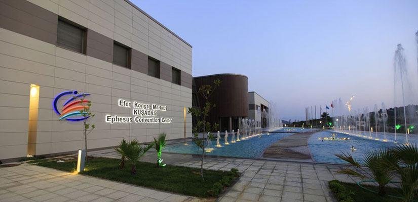 KuÅadası Kongre Merkezi ile ilgili görsel sonucu