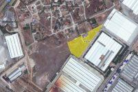 Konya'da 3 milyon liraya sanayi imarlı satılık arsa