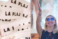 Bodrum La Plaj'da 'Hadise' çıktı