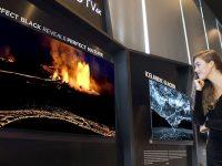 LG OLED TV'ler kuzeyin ışıklarını dünyaya taşıdı