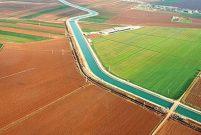 Kanal Mardin'le 2 milyon dekar arazi sulanacak