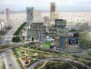 İstanbul'un ofis stoğu 3 yılda 2.3 milyon metrekare artacak