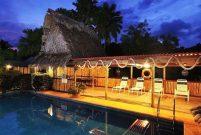 Pasifik'teki Kosrae Adası'nda 16 odalı otel 150 lira