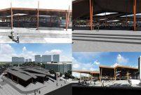 Çankaya'da belediye 4 pazar yerinin uzay çatısını söktürecek