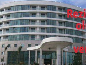 Antalya'daki Sirrus Town rezidanstan otele dönüyor