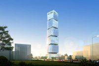 Azerbaycan Vergiler Bakanlığı binasına sistem kuruyor
