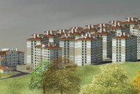 İskenderun'da 1.053 konutluk yeni bir yaşam alanı inşa edilecek