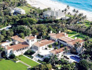 Jim Clark Palm Beach'teki evini 137 milyon dolara satıyor