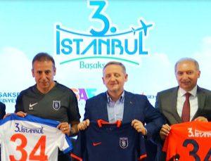 Asaf İş Ortaklığı Başakşehirspor'a sponsor oldu