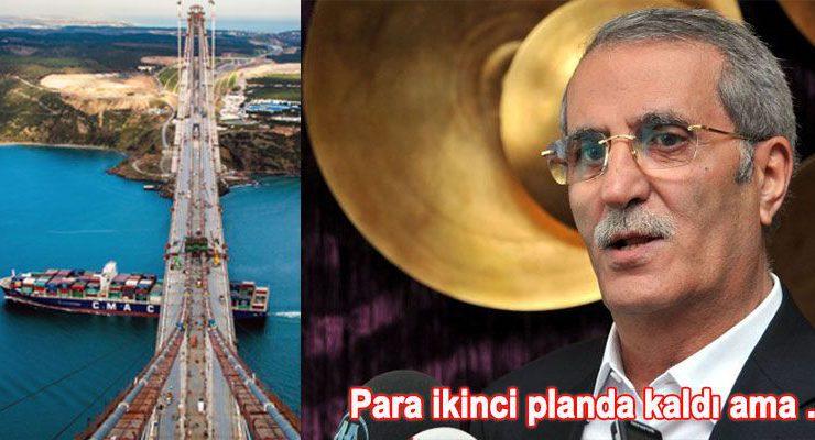 Yavuz Sultan Selim Köprüsü İbrahim Çeçen'e 'level' atlattı