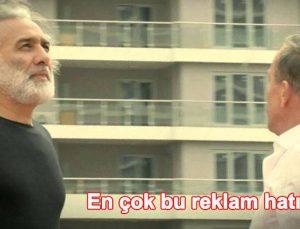 Ali Ağaoğlu en çok hatırlanan inşaatçı reklam yıldızı oldu