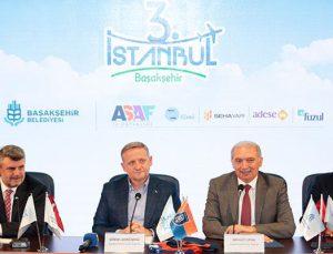Asaf İş Ortaklığı Başakşehirsor'a sponsor oldu