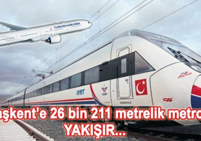 Esenboğa Havaalanı'na 5 milyar liralık metro bağlantısı