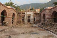 Hançerli Fatma Sultan Medresesi restore ediliyor