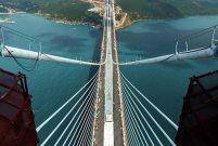 Yavuz Sultan Selim Köprüsü'nün enerjisi FG Wilson Türkiye'den