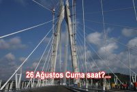 Yavuz Sultan Selim Köprüsü saat kaçta açılıyor?