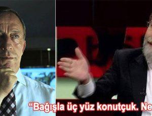 Ali Ağaoğlu ile Ahmet Hakan mektuplaşmaya başladı