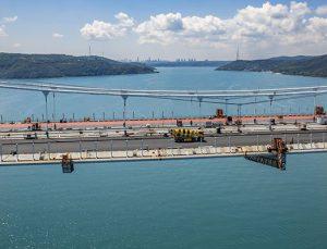 Yavuz Sultan Selim Köprüsü'ndeki Akçansa betonu 100 yıl dayanır