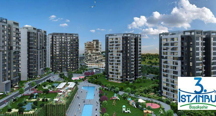 Asaf İş Ortaklığı'nın ilk projesinin ismi 3. İstanbul oldu