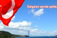 Yavuz Sultan Selim Köprüsü açılışta ışıl ışıl olacak