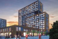 Evora Denizli'de rezidanslar 189 bin liradan başlıyor