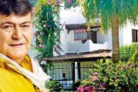 Ferdi Özbeğen'in Bodrum'daki yazlığı 300 bin euroya satılık