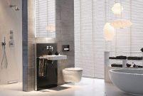 Geberit Sigma50 banyo mimarisine değer katıyor