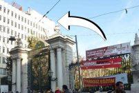 Galatasaray Lisesi'nin komşu binası, kiracı arıyor