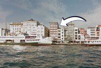 İİB Karaköy'deki Hotel Hettie'nin binasını kiraya verecek