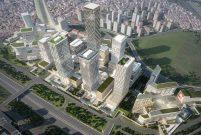 TOKİ'den İstanbul Finans Merkezi'ne 2.8 milyar liralık temel