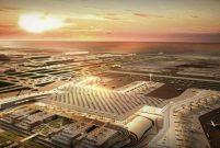 3. Havalimanı'na yakıt çiftliği ve hidrant hatları yapılıyor