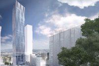İstanbul Tower 450 milyon dolara Levent'in sluetine katılıyor