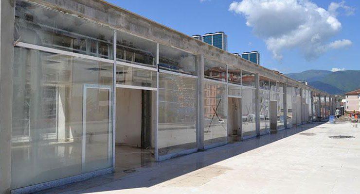Karabük Belediyesi 100. Yıl Yaşam Merkezi'nde 59 dükkan satacak