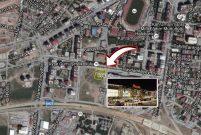 Kahramanmaraş'ta Piazza AVM'nin komşu parseli satılıyor
