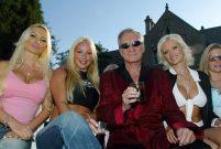 Hugh Hefner Playboy Malikanesi'ni 100 milyon dolara sattı