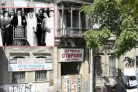Ata'nın nikahını kıyan müftünün evine otopark tabelası çakıldı
