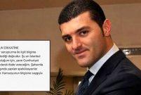 Emir Sarıgül, Cemil Candaş cinayetinde ifade verecek