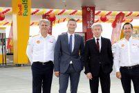Shell Kuzey Çevre Otoyolu ve köprüye 3 istasyon kuruyor