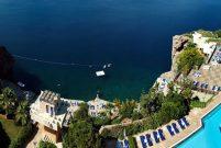 Divan Antalya Talya Oteli'nin inşaat izni 3 yıldır çıkmıyor