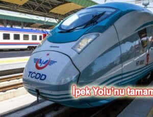 Halkalı – Kapıkule Demiryolu'na 2 milyar 750 milyon lira!