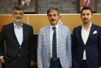 Turkmall ve Yu Group'tan Serdivan'a 450 milyon liralık proje