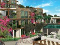Gümüşlük Vista Sunset Evleri teslim ediliyor! 570 bin liraya
