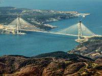 Teknolojinin sonu Yavuz Sultan Selim Köprüsü'nün hizmetinde