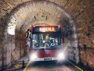 Tarihi Beylerbeyi Tüneli yeniden açılıyor