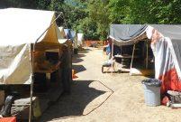 ABD'de evsizlik sorunu büyüyor, çadırkent sayısı artıyor